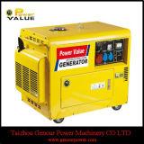침묵하는 Type Low Noise 15kVA Diesel Generator