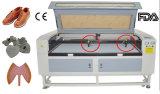 Le forti teste di qualità due rivestono di pelle la tagliatrice del laser 1600*1000mm