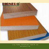 Color de madera Melamine Plywood para Making Furniture
