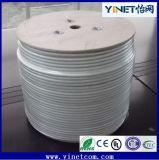A.W.G. de FTP/STP 4pr 23, PVC a isolé le câble de cuivre de réseau du conducteur CAT6