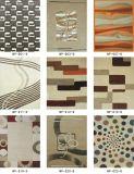 Tapete da mão e tapete de área Tufted (NP-039-D)