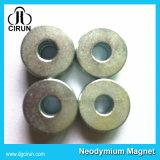 カスタムサイズの極度の強いN52リングのネオジムの磁石