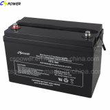 Batteria del gel del AGM/della batteria 12V100ah di SLA per energia solare Cg12-100d