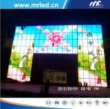 Mrled P10、LED表示スクリーン(IP65)を広告するP16