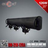 20 duim 126W CREE LED Light Bar voor Op zwaar werk berekende Truck off-Road Jeep 4X4 (sm-21x-126A)