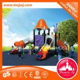 Heißes verkaufendes Wohnkind-im Freienspielplatz-Plättchen mit kletterndem Rahmen