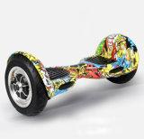 """""""trotinette"""" esperto de equilíbrio elétrico M08 das rodas novas do projeto dois"""