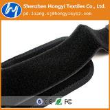 Crochet et boucle élastiques de Customerization estampés par nylon auto-bloqueur le plus chaud