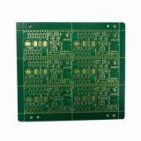 4L 1.6mmの金張り多層PCB