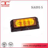 Lumière ambre de gril de DEL pour le véhicule (SL6201-S)