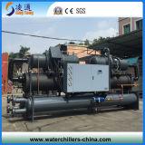Refrigerador de agua industrial refrigerado por agua