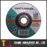 Verstärkte geklebte abschleifende Ausschnitt-Platten für Inox- 100X3X22.23
