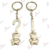 Promotional Gift Custom Metal Pendant Keychain for Christmas Ornaments (CMK50815)