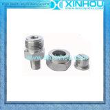 La fabricación química Rápido-Conecta la boquilla de ventilador plana