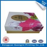 Caja de empaquetado cosmética de papel de lujo