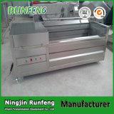 製造業者の自動ポテトの洗浄の皮機械