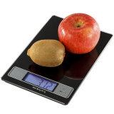 Ausgeglichene Glas-Plattform-10kg Backlit Bildschirm-Digital-Küche-Schuppe mit Taktgeber-Funktion