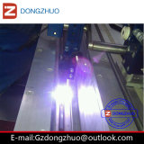 Dongzhuo 공장에서 Laser 기공 그리고 용접 강철 벨트
