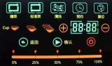 Fuente de China LCD para el panel de tierra negro del LCD de la negativa del Va