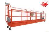 Gondole de construction de Zlp 250 avec des conformités de la CE pour le célibataire