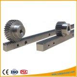 Малые шестерни механизма реечной передачи, спирально механизм реечной передачи, шкаф стали CNC