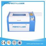 Gravure de papier en plastique en verre en cuir de découpage de laser de CO2 de gravure de forces de défense principale de Crylic