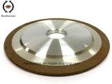 Шлиц абразивного диска диаманта смолаы