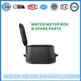 Agua Meter Box, Material Plástico (Dn15-20mm)