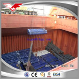 Tubo de agua galvanizado sumergido caliente del acero suave de BS1387 Dn15-Dn200