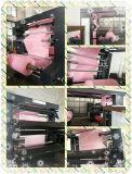 Удобная печатная машина ткани 2 цветов Non сплетенная (Zxh-C21200)