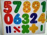木の教育冷却装置磁石の文字