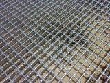 Grating van het Staal van de hete ONDERDOMPELING Gegalvaniseerde voor de Vloer van het Platform van de Structuur van het Staal
