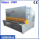 China Bohai Bransd Swing Beam Shearing Machine Model 16mm X 2500mm