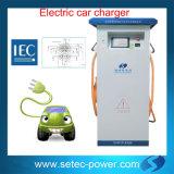Caricatore veloce del veicolo elettrico con il connettore di SAE/Chademo