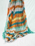 Tessuto di /Scarf/Voile della tenda/poliestere/indumento