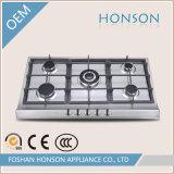 普及した台所機器表のガスこんろの調理用コンロ