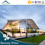 Famoso elevado Dome Event Tent Wholesale de Peak 18m*35m Widely Application