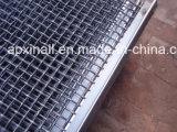 Mine tamisant la maille 1.5X2.5m par treillis métallique tissé par panneau