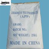 Polifosfato de amônio revestido com melamina para indústria