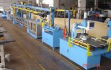 Draht-und Kabel-Maschinen-Silikon-Gummistrangpresßling-Zeile Extruder