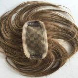 """10の""""人の毛の置換の毛システムNpuのモノラルベース+ Toupee"""