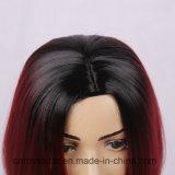 La maggior parte della parrucca sintetica diritta di Bobo dei capelli femminili popolari