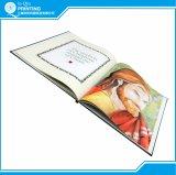 Impression de livre d'enfants de couleur du livre À couverture dure A4