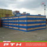 La Chine a préfabriqué la Chambre de construction de conteneur avec vite construit et se réunit