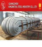 El grado TP304/304L de ASTM A688/los 688m U-Dobló el tubo de acero inoxidable inconsútil