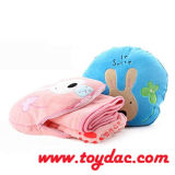 Plush Blanket cebra de juguete (TPCX0153)