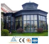 Aluminiumprofile für Dekorationen mögen Tür und Fenster
