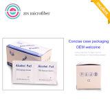 El vendedor superior de la piel Antiséptico Toallitas 100PCS / Box 70% de ratones Alcohol isopropílico