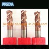 Торцевые фрезы Tisin радиуса внешнего закругления CNC профессиональные