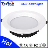 Techo 5inch Dimmable de aluminio LED Downlight de RoHS 15W del Ce